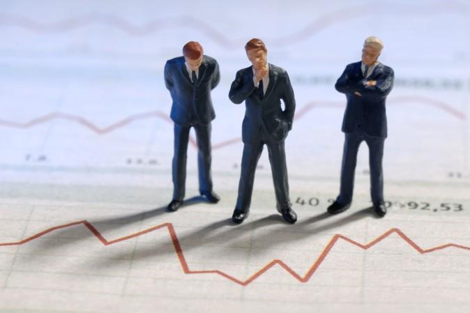 Selten haben auch Experten keine Erklärung und sind verwundert über plötzliche Aktienschwankungen (#2)
