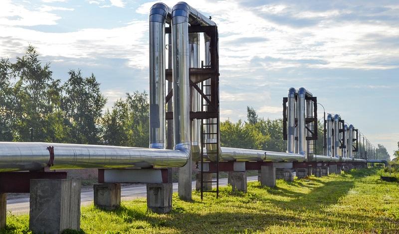 Der allgemeine Bedarf für Gas steigt in ganz Europa merklich an.(#03)