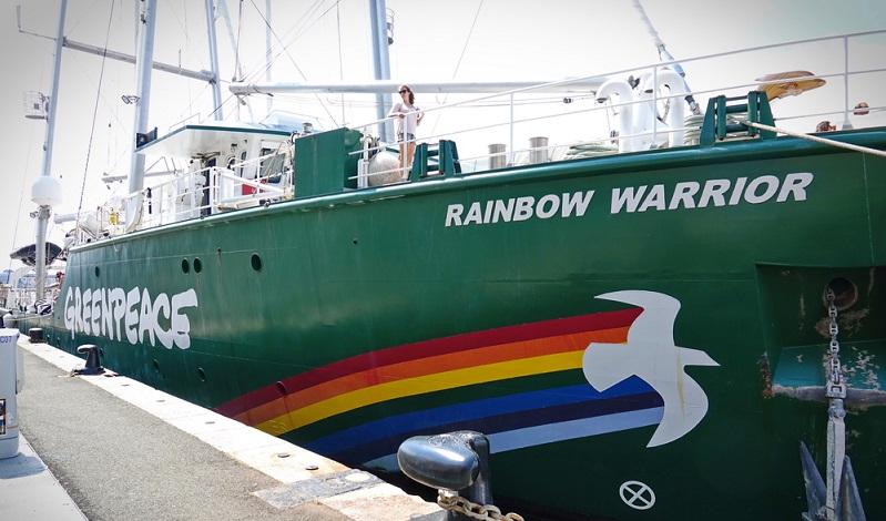 Die Investition in sehr gute Schiffsfonds kann auch eine moralische Frage aufwerfen.(#04)