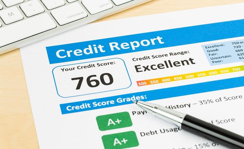 Die Bank prüft die Kreditwürdigkeit und die Kreditfähigkeit des Antragstellers und macht ihre Zusage vom Ergebnis dieser Prüfung abhängig. (#02)