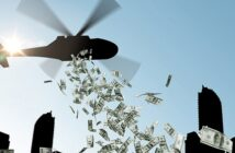 Helicopter Money: Definition, Philosophie und Auswirkung