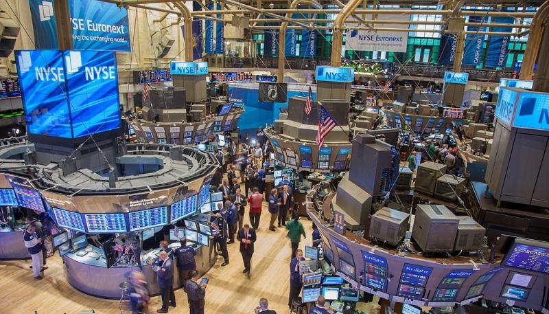 An der New Yorker Börse werden viele Aktien gehandelt, die auf Excel übersichtlich verwaltet werden können. (#3)