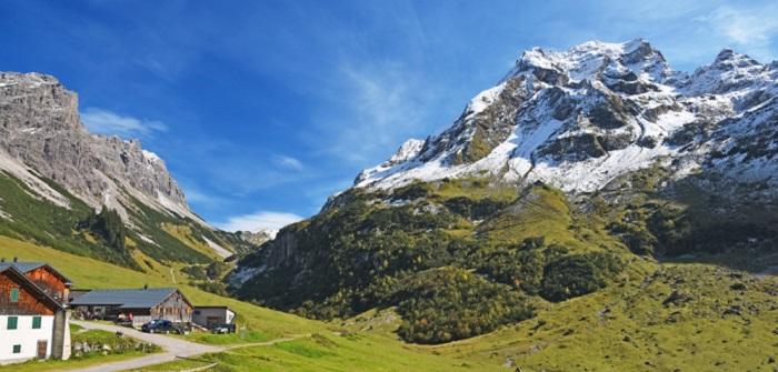 Saarbrücker Hütte: Frankreich und Österreich im Urlaub besuchen