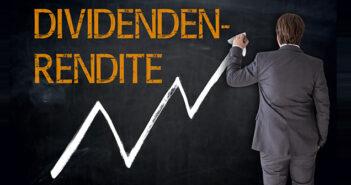 Höchste Dividendenrendite: 10 Aktien mit höchster Dividende!