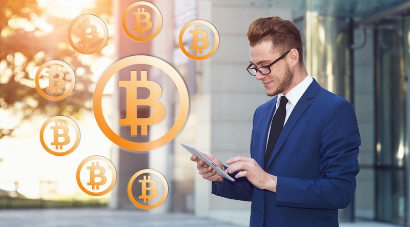 Zu den ursprünglichen Kryptowährungen gehört der Bitcoin, der im Jahr 2009 eingeführt worden ist und seither für ständige positive Kursbewegungen gesorgt hat.   ( Foto: Shutterstock-_A StockStudio )
