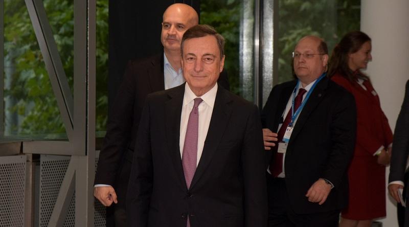 Das Direktorium wird durch den Präsidenten der EZB sowie durch den Vizepräsidenten gebildet. (Foto: Shutterstock-_Markus Wissmann)