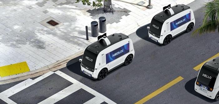 Neolix: Driverless Delivery im Central-Business-District der Städte (Bildnachweis: NEOLIX)