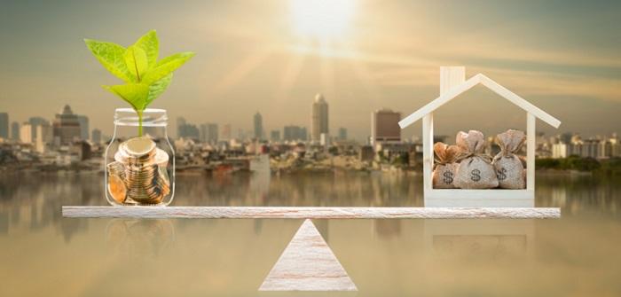 Immobilien als Kapitalanlage: Genossenschaftswohnungen als Alternative zum Eigenheim? ( Foto: Shutterstock-_Watchara Ritjan)